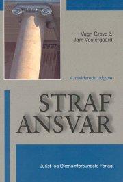strafansvar - bog