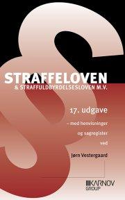 straffeloven & straffuldbyrdelsesloven - bog