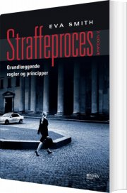 straffeproces - bog