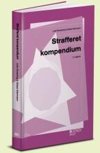strafferet - kompendium - bog