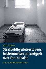 straffuldbyrdelseslovens bestemmelser om indgreb over for indsatte - bog