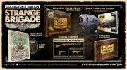 strange brigade (collectors edition) - PS4