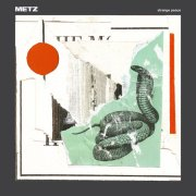 metz - strange peace - colored edition - Vinyl / LP