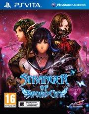 stranger of sword city - ps vita