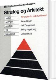 strateg og arkitekt - bog