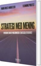 strategi med mening - bog