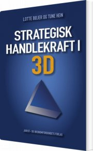 strategisk handlekraft i 3d - bog