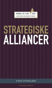 strategiske alliancer - bog