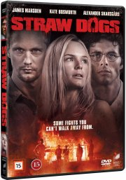 straw dogs - DVD