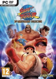 street fighter: 30th anniversary collection - PC