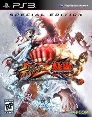 street fighter x tekken special edition (import) - PS3