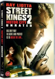 street kings 2 - motor city - DVD
