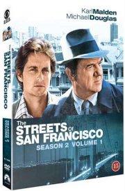 streets of san francisco - sæson 2 vol. 1 - DVD