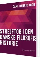 strejftog i den danske filosofis historie - bog