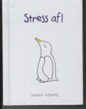 stress af! - bog