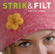 strik & filt - bog