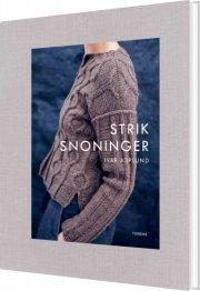 strik snoninger - bog