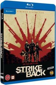 strike back - sæson 5 - hbo - Blu-Ray