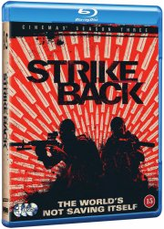 strike back - sæson 3 - Blu-Ray