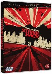 strike back - sæson 4 - hbo - DVD