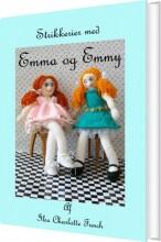 strikkerier med emma og emmy - bog