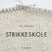 strikkeskole - bog