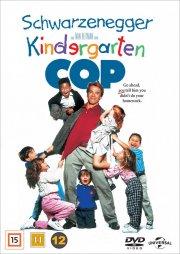 kindergarten cop / strømer i børnehaveklassen - 1990 - DVD