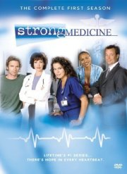strong medicine - sæson 1 - box - DVD