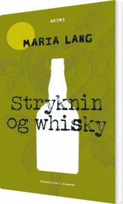 stryknin og whiskey - bog