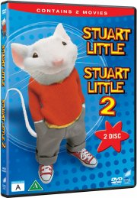 stuart little 1 // stuart little 2 - DVD