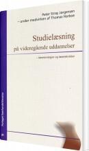 studielæsning på videregående uddannelser - bog