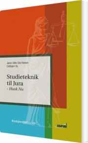 studieteknik til jura - bog