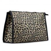 studio - kosmetiktaske - leopard - Smykker Og Accessories
