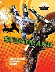 stuntmand - bog