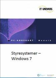 styresystemer - windows 7 - bog