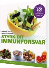 styrk dit immunforsvar - bog