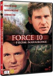 styrke 10 fra navarone / force 10 from navarone - DVD