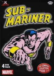 the sub-mariner - DVD