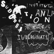 institute - subordination - clear edition - Vinyl / LP