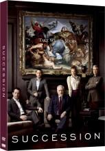 succession - sæson 1 - hbo - DVD