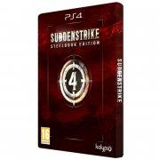 sudden strike 4 - steelbook edition - PS4