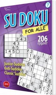 sudoku for alle 7 - bog