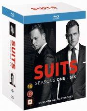 suits - sæson 1-6 - Blu-Ray