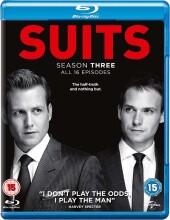 suits - sæson 3 - Blu-Ray