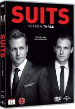 suits - sæson 3 - DVD