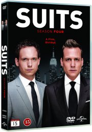 suits - sæson 4 - DVD