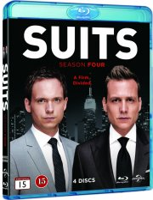 suits - sæson 4 - Blu-Ray