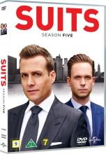 suits - sæson 5 - DVD
