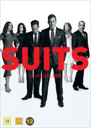 suits - sæson 6 - DVD