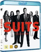 suits - sæson 6 - Blu-Ray
